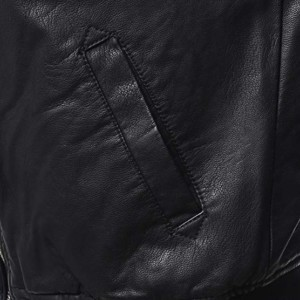 women leather black jacket new 100% genuine lambskin biker bomber
