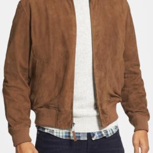 Nestem Leather Moto Jacket