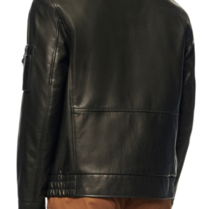 Balthazar Lightweight Calfskin Jacket