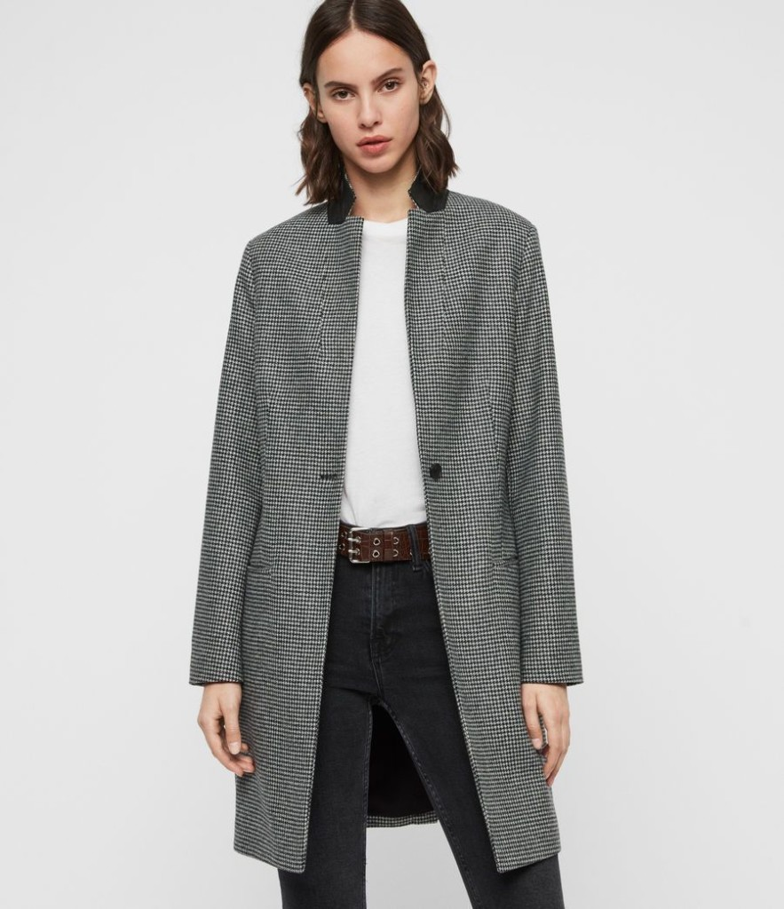 LENI PUPPYTOOTH COAT