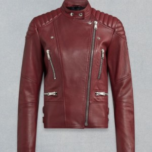 SIDNEY LEATHER JACKET 2.0