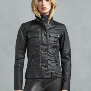GANGSTER WAXED JACKET