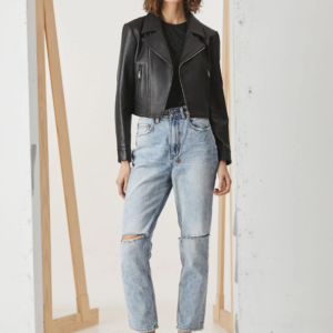 Ena Pelly Cropped Jacket