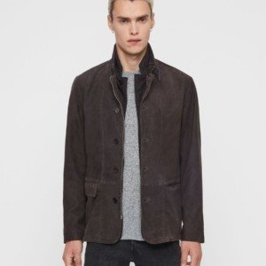 BASTON SUEDE BLAZER