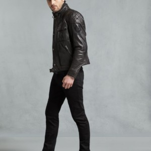 BROOKLANDS LEATHER JACKET