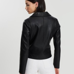 ENA PELLY Essential Biker Jacket