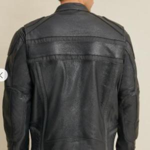 Big & Tall Justin Leather Jacket