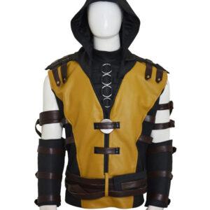 scorpion mortal kombat costume