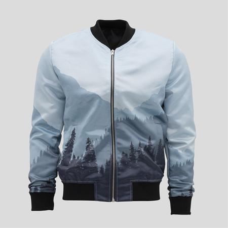 custom bomber jackets