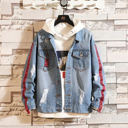 custom jean jackets