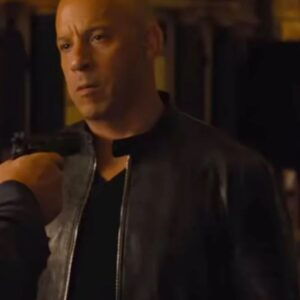Toretto Fast and Furious 9 Leather Jacket