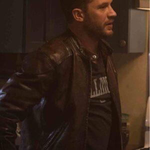 Tom Hardy Venom Leather Jacket